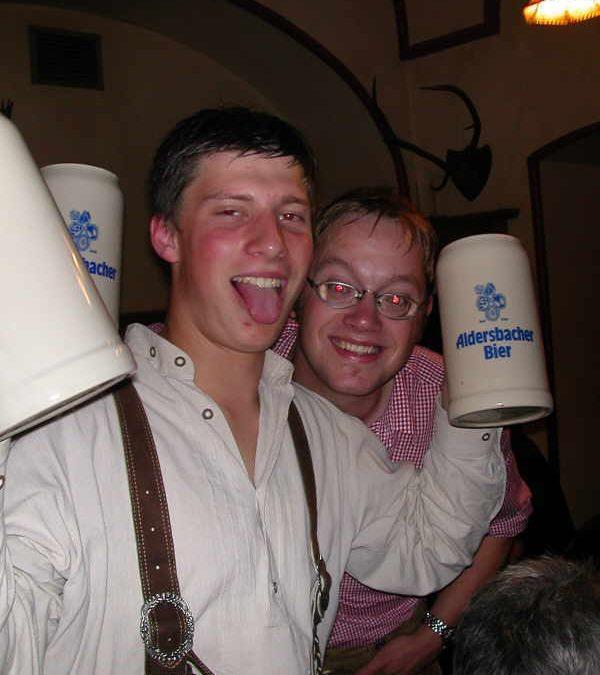 Ausflug Aldersbach 2004