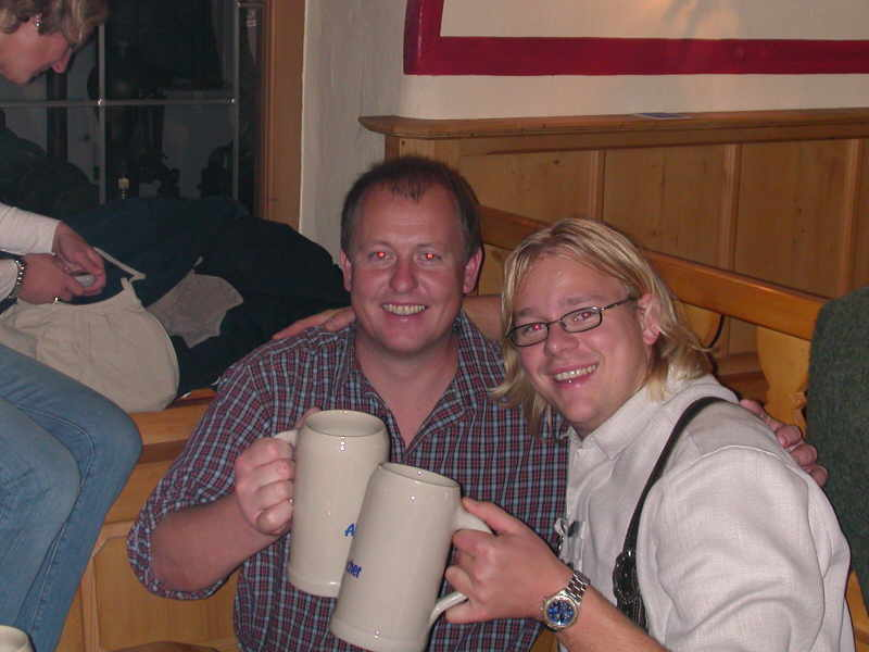Ausflug Aldersbach 2003