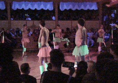 Spielmannszugball 2016 – Die geilen Ballettschnoiza