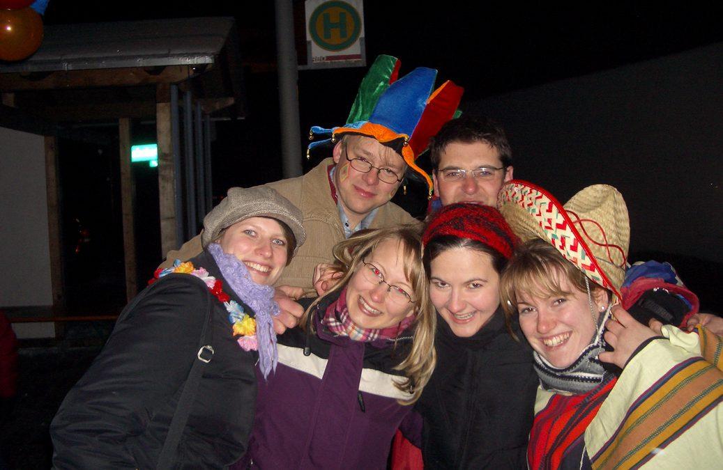 Faschingstreiben 2006