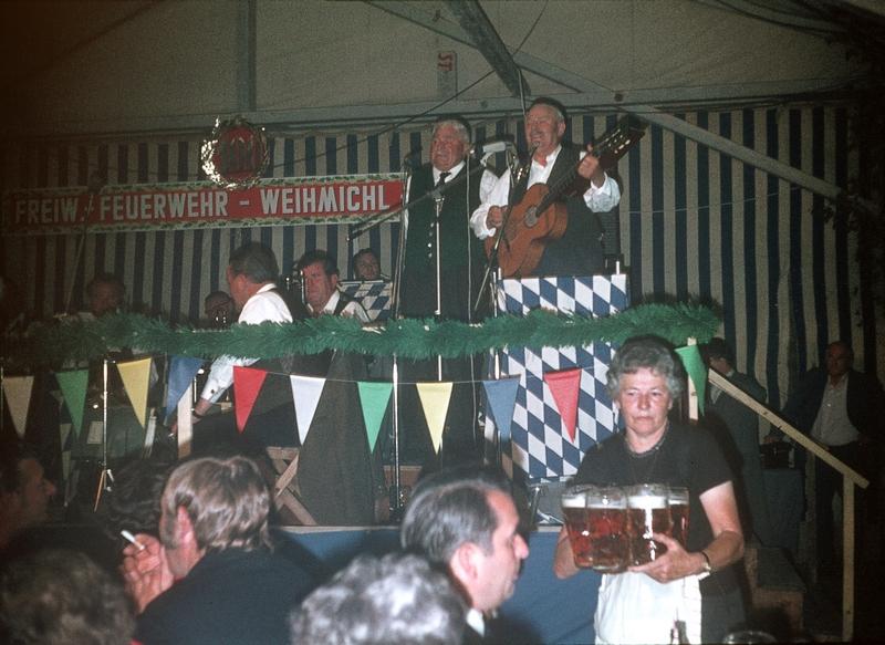 100 Jahre FF Weihmichl